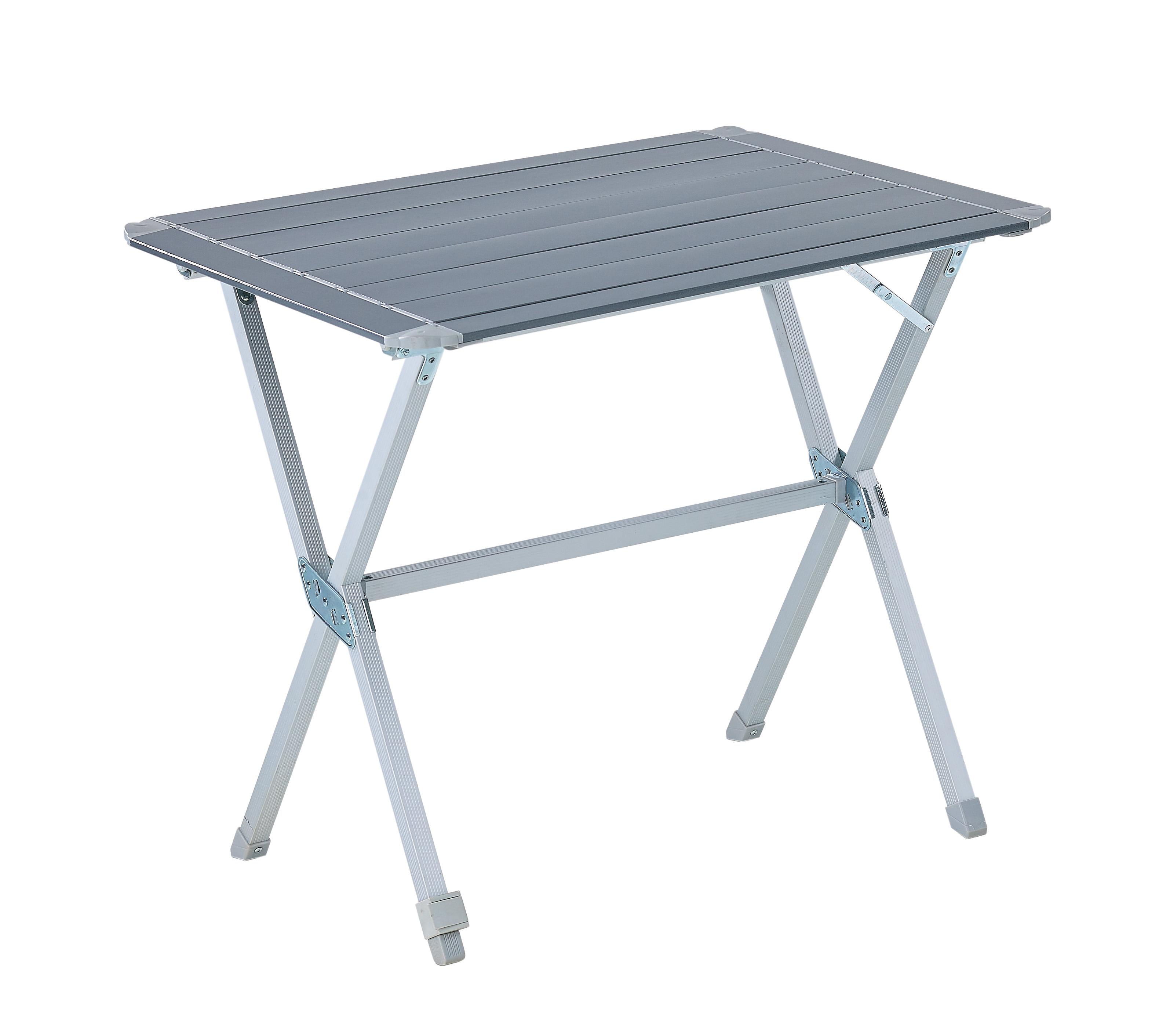 table alu 80 m m045r44 boutique supermarket caravanes vente de mobilier de camping et d. Black Bedroom Furniture Sets. Home Design Ideas