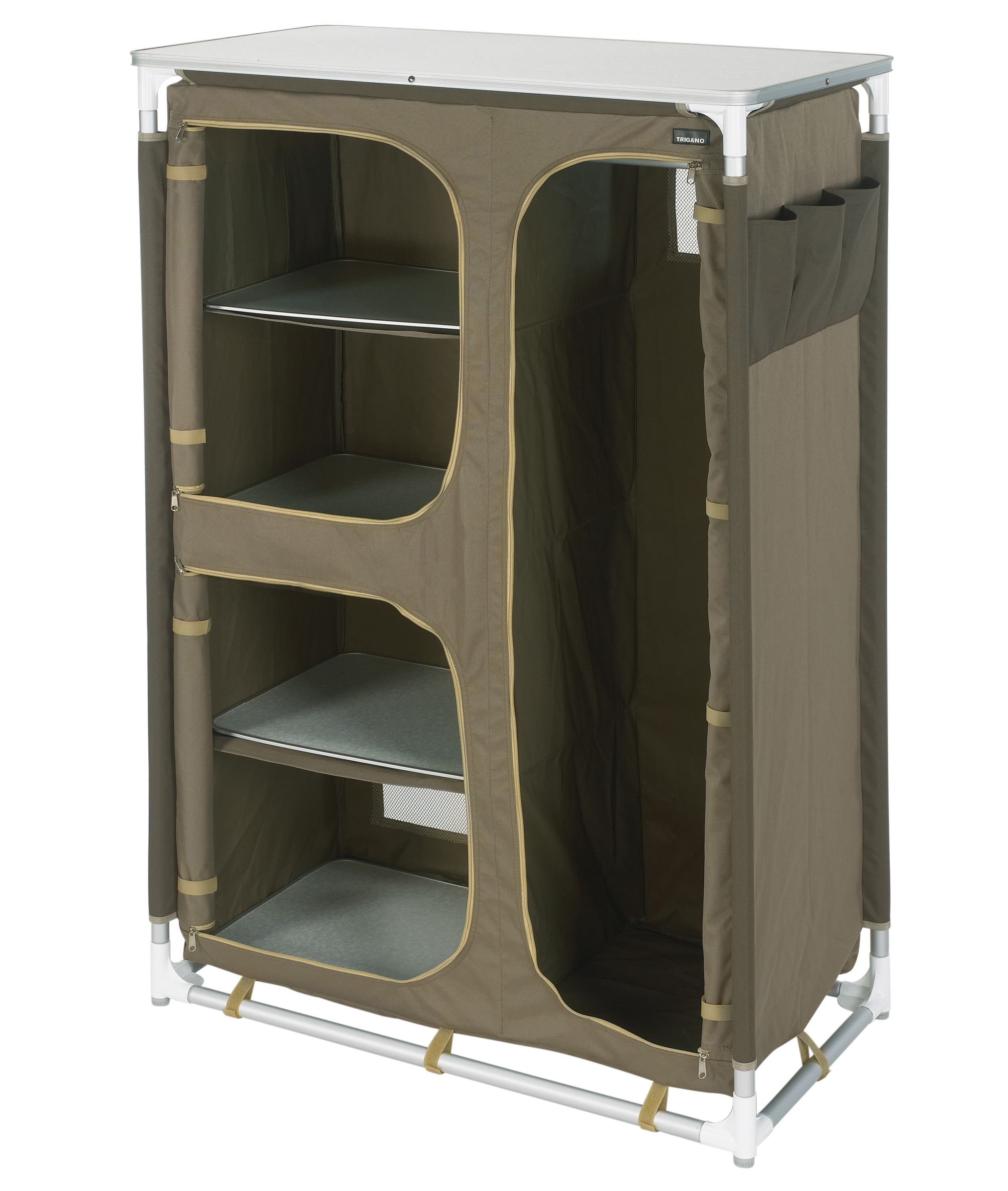 meuble de rangement avec penderie m m047j17 boutique supermarket caravanes vente de mobilier. Black Bedroom Furniture Sets. Home Design Ideas